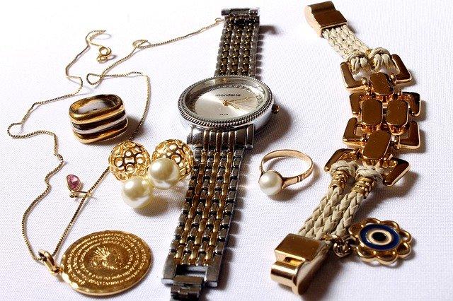 biżuteria - różne produkty